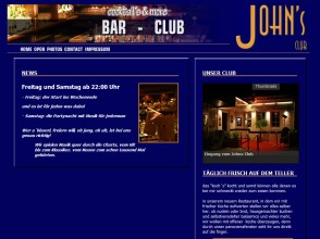 Johns Club – Cocktails & more