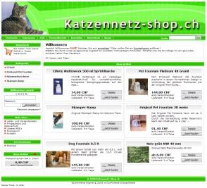 Katzennetz-Shop.ch