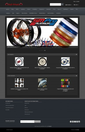 MX-Fun24 / Bull-Wheels Online Shop