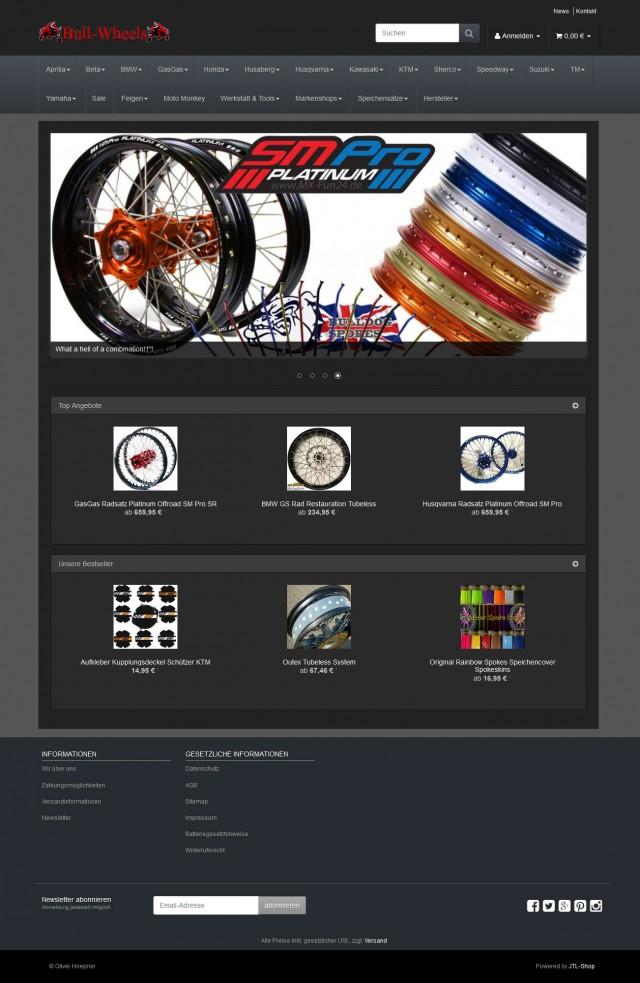 MX-Fun24 / Bull-Wheels Online Shop