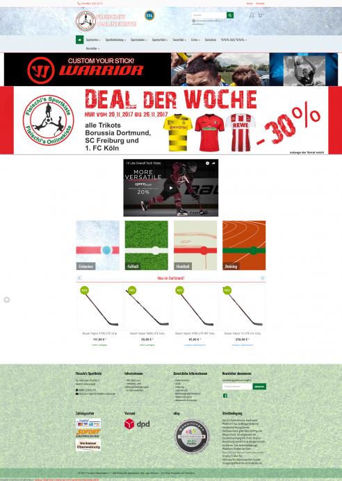 Fleischis-Onlinekiste – JTL-Shop4 & JTL-Wawi & LS-POS